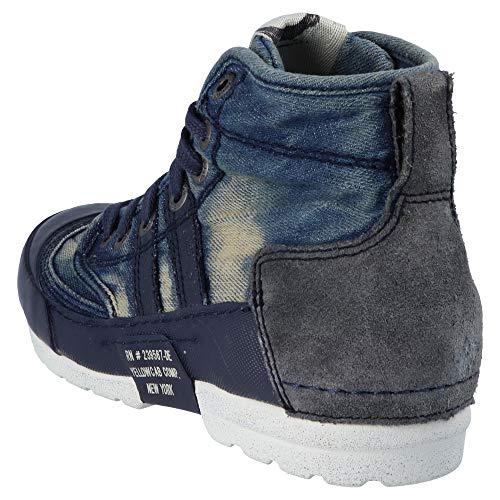 alte blu blu M Cab Yellow Mud blu uomo M Sneakers 8XZZ0nqw
