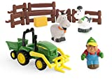 John Deere 1st Farming Fun, Load-Up Playset