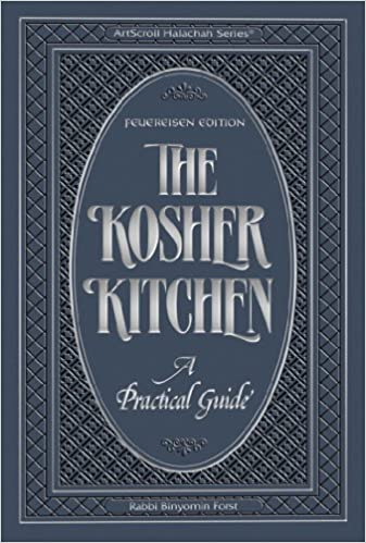 The Kosher Kitchen: A Practical Guide : Feuereisen Edition ...