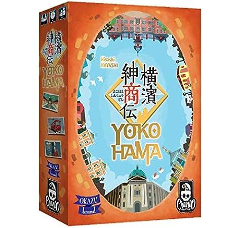 Cranio Creations Yokohama CC085 - Juego de Mesa, Multicolor: Amazon.es: Juguetes y juegos