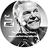 Paul Harvey: 'The Rest of the Story' Old Time Radio (651 Episodes) mp3 CD