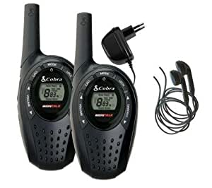 COBRA Talkie-walkie MT 600 + auricular