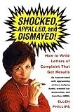 Shocked, Appalled, and Dismayed!, Ellen Phillips, 0375701206