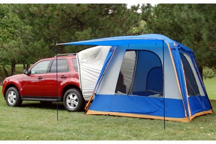 Sportz SUV / Minivan Tent (For Volkswagen Routan, Tiguan and Touareg Models), Outdoor Stuffs
