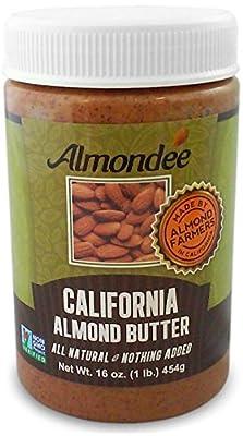 California Almond Butter - 16 Ounce Jar from California Almonds, LLC