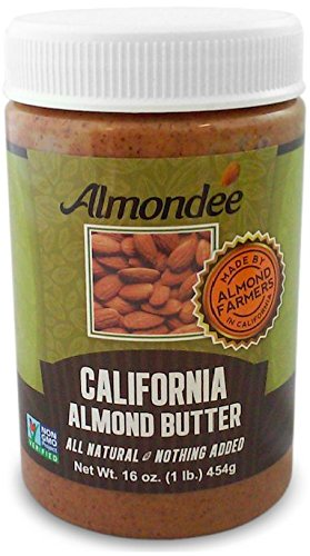 California Almond Butter - 16 Ounce Jar Almonds 16 Oz Jar