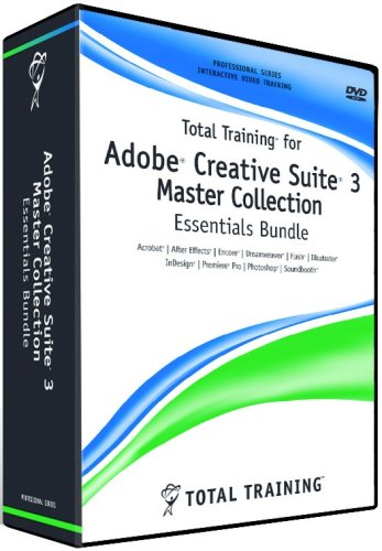Total Training-Adobe Creative Suites 3 Master Bundle