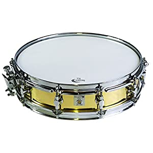 percussion plus pp200 brass 3 5 x 14 inches piccolo snare drum musical instruments. Black Bedroom Furniture Sets. Home Design Ideas