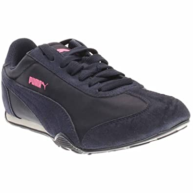 PUMA Women's 76 Runner Fun Peacoat/Peacoat Sneaker 11 B - Medium