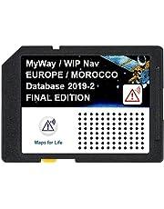 Laatste Navigatie update SD kaart GPS Europa + Marokko RNEG 2019-2 Peugeot Citroen SD Card - FINAL EDITION - DEFINITIEVE UITGAVE + Alert Zones