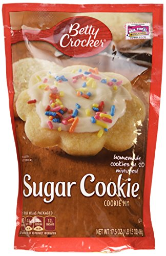 Betty Crocker Cookie 17 5oz Packages product image