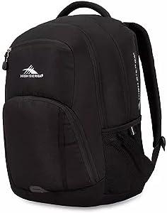 High Sierra Riprap Lifestyle Backpack (Black)