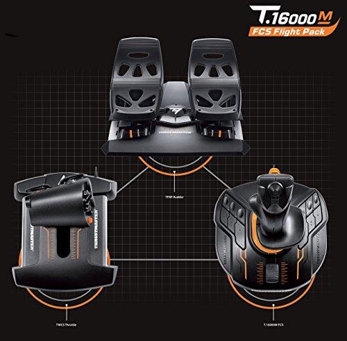 Thrustmaster T16000M FCS Flight Pack