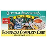 Celestial Seasonings Wellness Tea Echinacea Cm 20 Bag