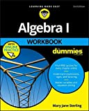Algebra I Workbook For Dummies