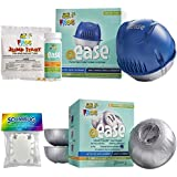 HotTubClub Frog @Ease Floating Sanitizing System for Tubs and Spas - Contains (@Ease SmartChlor Sanitizing System, @Ease…