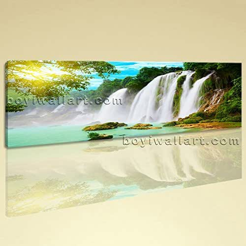 Amazon.com: Large Waterfall Scenery Landscape Photography