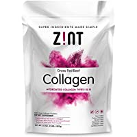 Zint Premium Collagen Peptides Protein Powder