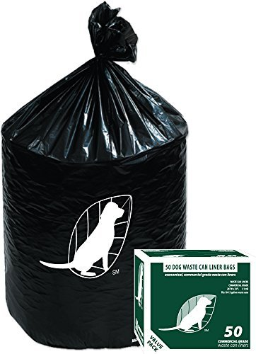 - ZW USA Inc Dog Waste Can Liners - D002-50