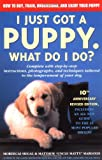 I Just Got a Puppy, What Do I Do?, Mordecai Siegal, 0684855208