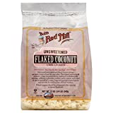 Bobs Red Mill Flaked Coconut, Unsweetened 12.0 OZ(Pack of 3)