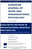 Qualitative Methods in Organizational Research and Practice : A Special Issue of the European Journal of Work and Organizational Psychology, , 086377623X