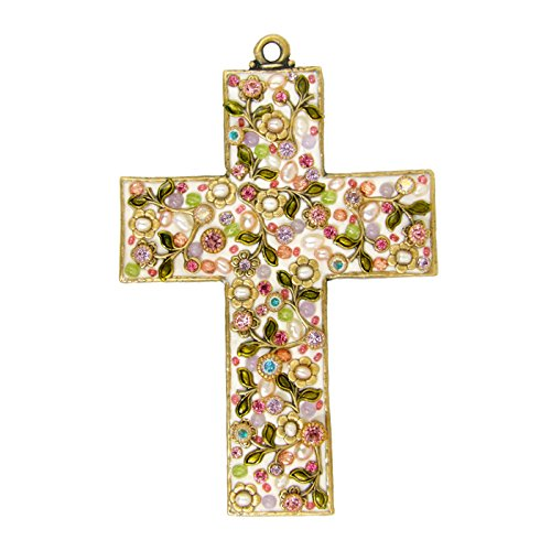Pearl Garden Wall Cross
