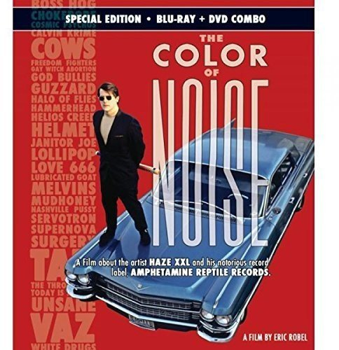 Color Of Noise, The (Blu Ray/DVD) [Blu-ray]