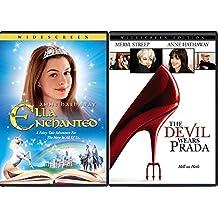 Anne Hathaway Collection - Ella Enchanted & The Devil Wears Prada 2-DVD Widescreen Bundle