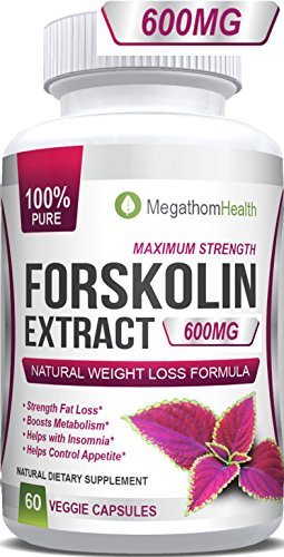 Forskolin for Weight Loss Diet pills