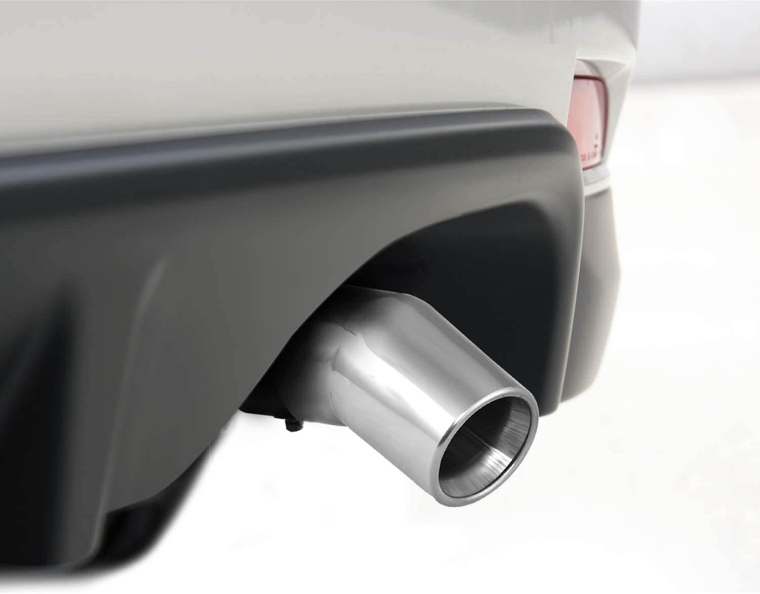 Car Muffler Tips Stainless Steel to give Chrome Effect Exhaust tip to Fit 1.5 to 2 Inch Exhaust Tail Pipe Diameter