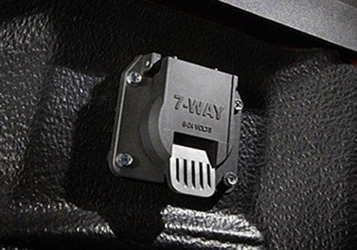 Fifth Wheel / Gooseneck Trailer Tow Wiring Harness - 82212195 ()