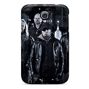 Bumper Hard Phone Case For Samsung Galaxy S4 (qTF18798jczu) Custom Stylish Foo Fighters Pattern