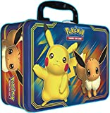 Pokemon - Pikachu And Eevee Collector's Chest Tin