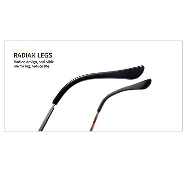Amazon.com: FORUU Gafas de sol para mujer, estilo retro ...