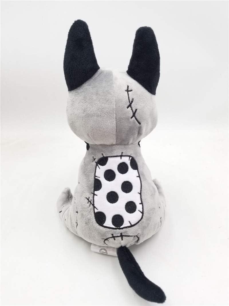 Amazon Com Thank You Tim Burton Frankenweenie 10 Plush Sparky Dog Plush Toy Toys Games