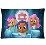bubble guppies sheets - Custom Bubble Guppies Two Sides Printed for 20x30 Inch Pillowcases Fashion Pillow Cover