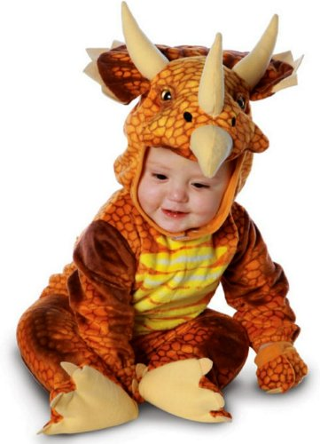 [Triceratops Costume - Large] (Triceratops Halloween Costume)