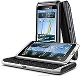 Nokia E7-00 Silver made in Finland Unlocked GSM Phone, QWERTY Keyboard, Easy E-mail Setup, GPS Navigation, 8 MP Camera (International version, No Warranty)