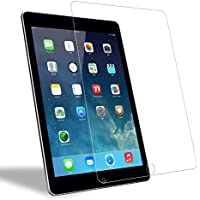 Hi-Luck iPad Air 1 / 2 iPad Pro 9.7 Pellicola Vetro Temperato, Proteggi Schermo per iPad Air 1 / 2 iPad Pro 9.7 Pellicola Protettiva (0.33mm,Alta trasparente)