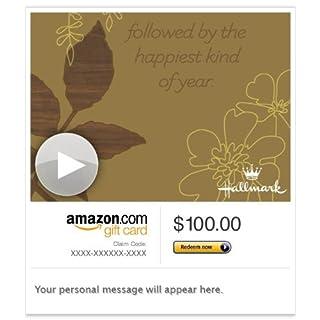 Amazon Gift Card - Email - The Happiest Year (Animated) [Hallmark] (B00H5BMORO) | Amazon price tracker / tracking, Amazon price history charts, Amazon price watches, Amazon price drop alerts