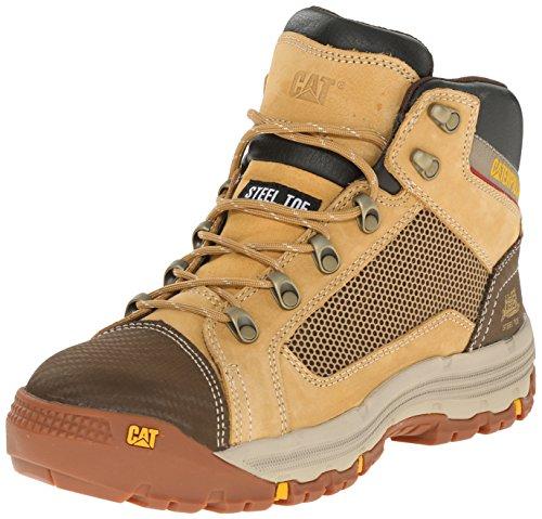 Caterpillar Men's Convex Mid Steel Toe Work Boot
