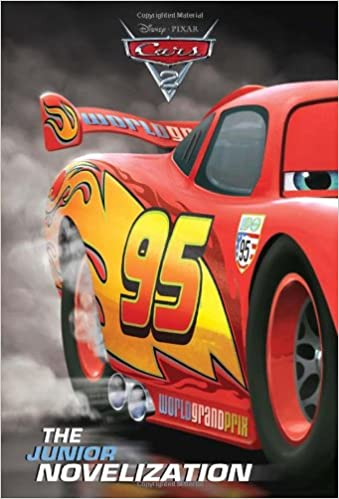cars 2 junior novelization disney pixar cars 2 irene trimble rh