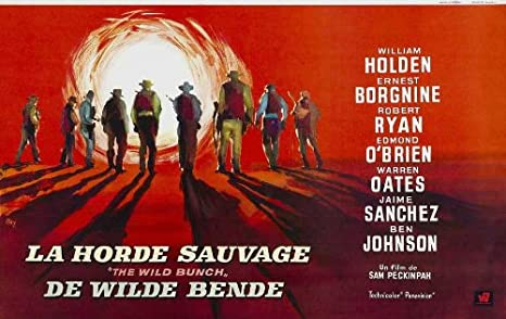 Image result for the wild bunch poster amazon