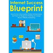 INTERNET SUCCESS  BLUEPRINT (2 in 1 Business Bundle): How to be a Successful Online Entreprneeur via Fiverr for Beginners Training & Foreign Niche Affiliate Marketing