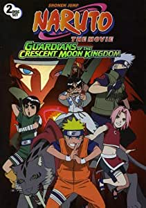Amazon.com: Naruto the Movie: Guardians of the Crescent Moon ...