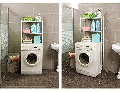 Waschmaschine regale zcjb waschmaschine wc waschmaschine frame