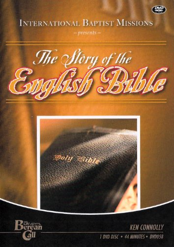 The Story of the English Bible (The Story Of 300 In The Bible)