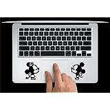 Generic Mickey Kissing Symbol Keypad Iphone Ipad Macbook Decal Skin Sticker Laptop