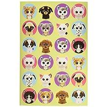Darice Beanie Boos Pet Stickers (96 Pack)